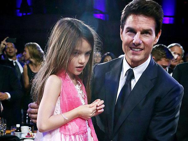 2 Tahun Tidak Temui Suri, Tom Cruise Sudah Tak Peduli dengan Kehidupan Putrinya?