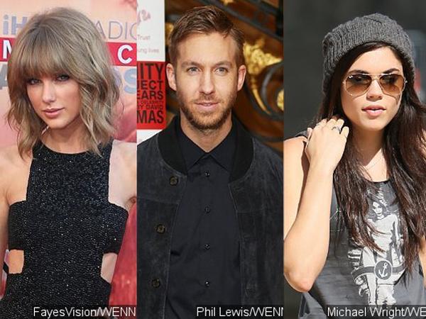 PDKT dengan Taylor Swift, Calvin Harris Masih Pacaran dengan Aarika Wolf?