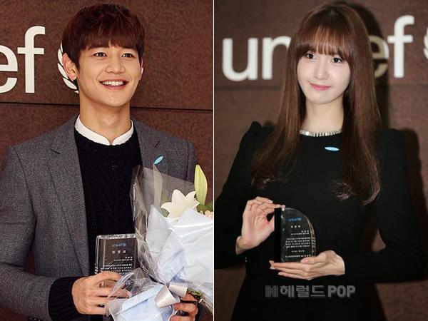 Minho SHINee dan YoonA SNSD Dipilih Jadi Duta Kehormatan Kampanye UNICEF