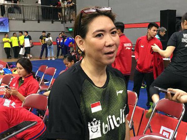 Susy Susanti Sayangkan Kegagalan Indonesia Atas Korea Selatan di Badminton Asia Junior 2017