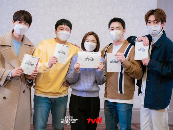 Para Pemain Bocorkan Keseruan Drama Hospital Playlist Season 2
