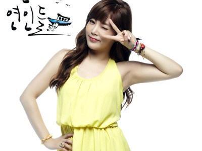 Soyeon T-ara Kembali Syuting Setelah Pulih dari Kecelakaan