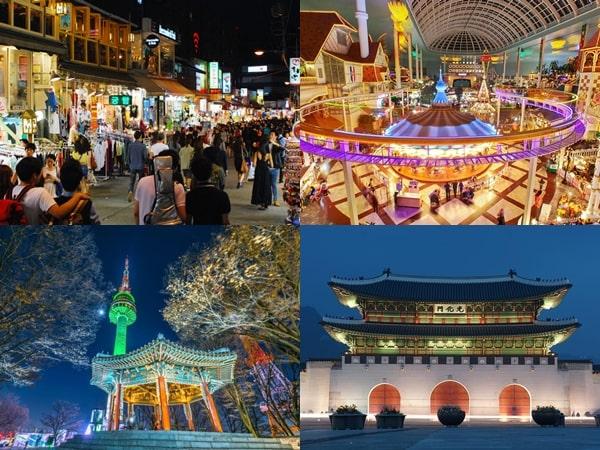 Rekomendasi 5 Kawasan di Seoul yang Patut Dikunjungi untuk Pendatang Baru