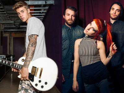 Rilis Lagu Baru, Justin Bieber Dituduh 'Curi' Artwork Album Paramore!