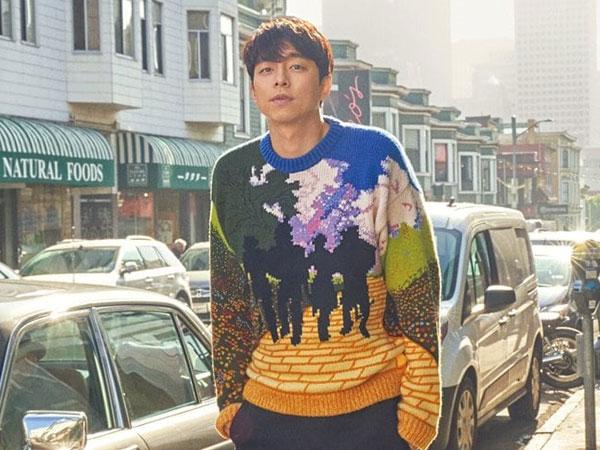 Ini yang Dipertimbangkan Gong Yoo Saat Memutuskan Memilih Sebuah Peran