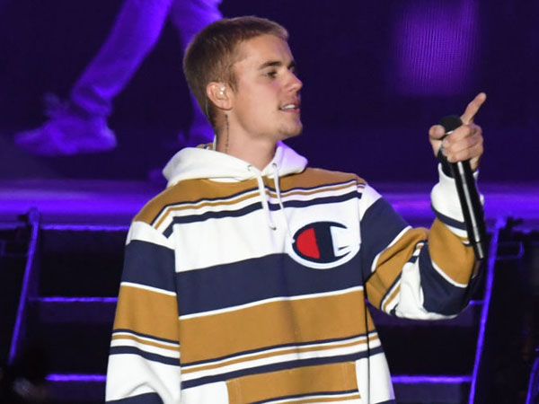 Mabuk Saat Tampil di Festival V, Justin Bieber Dituduh Lakukan Lipsync