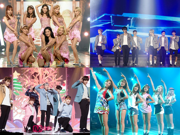 KBS Umumkan Daftar Idola K-Pop yang Siap Ramaikan Festival Musik Akhir Tahunnya