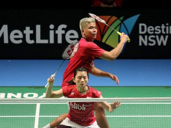 Kalahkan Korea, Ganda Campuran Bulutangkis Indonesia Melaju ke Final Australia Terbuka