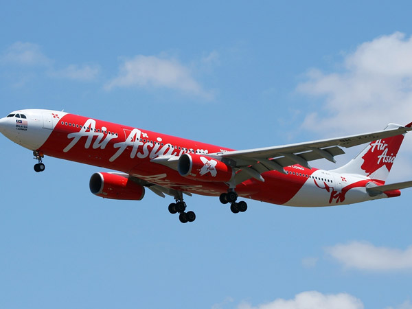 Ini Penjelasan Pihak AirAsia Soal Hilangnya Pesawat QZ 8501 dari Surabaya ke Singapura
