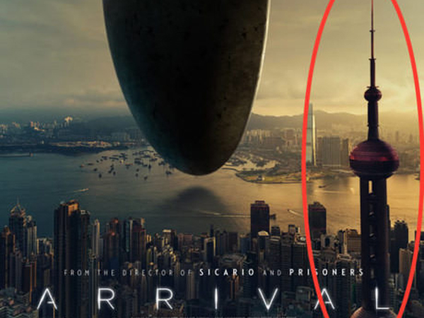 Perkara Gedung 'Tetangga', Poster Film Hollywood Ini Buat Warga Hong Kong 'Ngamuk