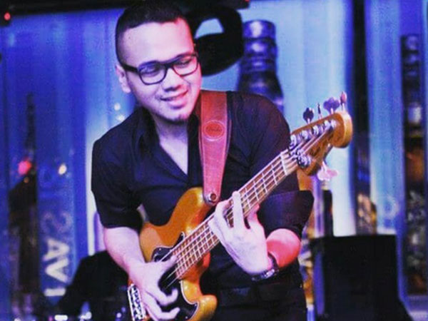 Andika Bassist Kerispatih Dilaporkan Meninggal Dunia