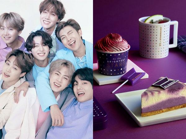 Kolaborasi BTS dan Starbucks Korea, Sajikan Menu Edisi Terbatas Sekaligus Dukung Kaum Muda