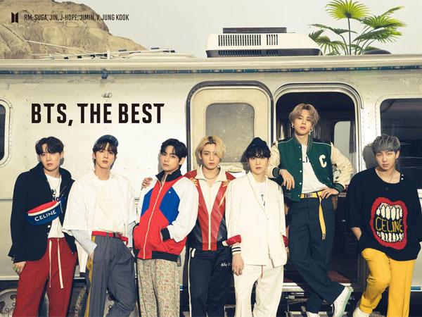 Album Jepang Terbaru BTS Terjual 1,1 Juta Kopi di Hari Pertama