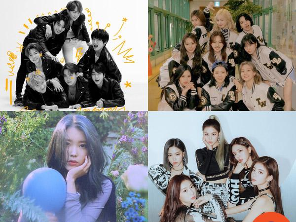 Agensi Hiburan Korea Pilih Boy Group, Girl Group Hingga Produser Terbaik