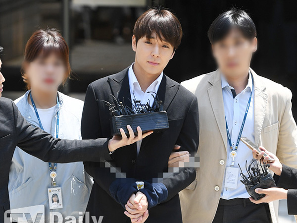 Choi Jonghoon Resmi Ditahan Atas Kasus Kekerasan Seksual
