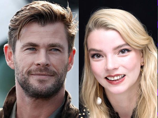 Chris Hemsworth dan Anya Taylor-Joy Bintangi Film Prekuel Mad Max:Fury Road