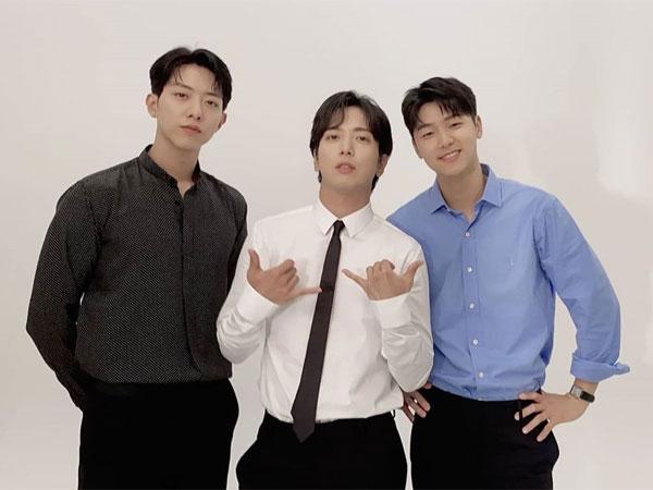 Perpanjang Kontrak dengan Agensi, CNBLUE Siap Rilis Album Baru