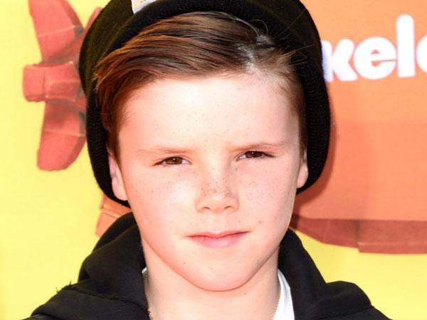 Gandeng Produser Justin Bieber, Anak David Beckham Rilis Lagu Natal