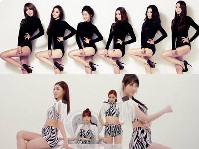 Tampil Terlalu Seksi dan Terbuka, Para Idola K-Pop Wanita Ini Dikritik Penyanyi Senior