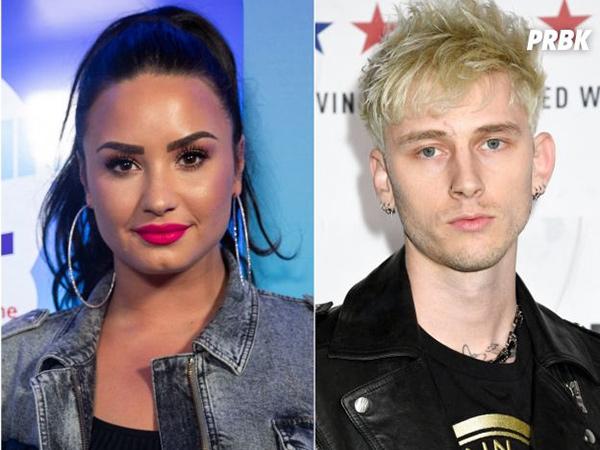 Putus dari Kekasih, Demi Lovato Ketahuan Jalan Bareng Machine Gun Kelly