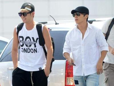 Duh, Lokasi Jumpa Fans Donghae dan Kangin SuJu di Jakarta Ricuh!