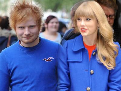 Duh, Ed Sheeran Hampir Bunuh Taylor Swift Saat Tur Konser!
