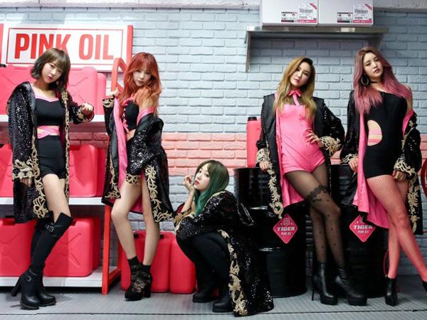 Resmi Comeback, EXID Tampil Edgy dengan Nuansa Pink di Video Musik 'Hot Pink'!