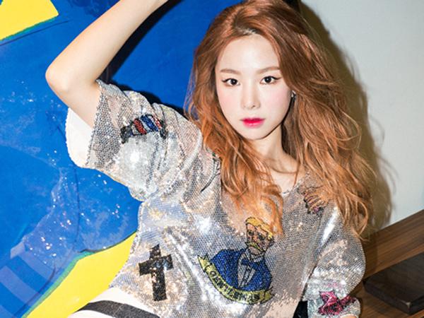 Wow, Solji EXID Jadi Idola K-Pop Paling Bersinar di Sepanjang Program Spesial Tahun Baru Lunar!