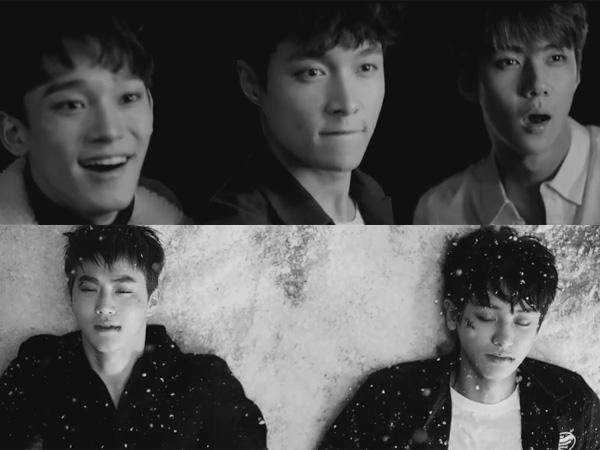 EXO Hadirkan Dua Nuansa Berbeda di Video Musik 'Sing For You'