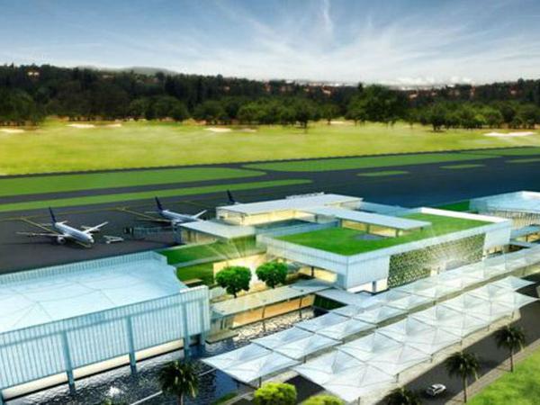 Bandara 'Terapung' Ini Akan Dibangun Pertama Kali di Indonesia