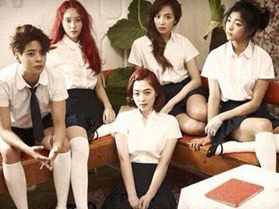 F(x) Ungkap Judul Lagu dan Teaser Foto Terbaru untuk Comeback Mendatang