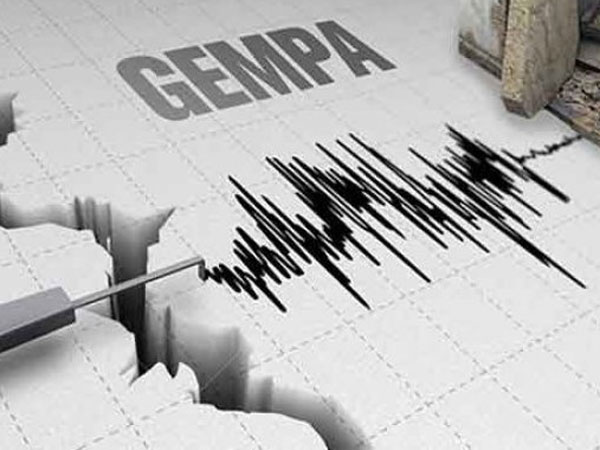 Malang Terkena Gempa 5.2 Skala Richter