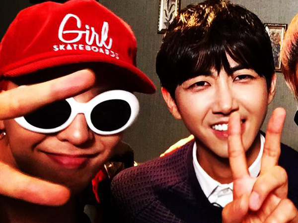 Hadir di Aplikasi 'V', G-Dragon Tolak Kedatangan Kwanghee?