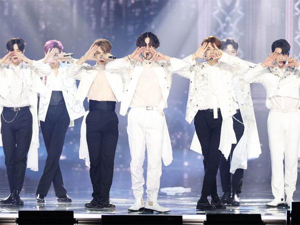 Penampilan Terakhir GOT7 di GDA Sebelum Resmi Tinggalkan JYP