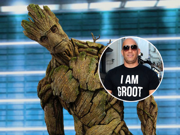 Hanya Ucapkan 3 Kata, Film Solo Groot 'Guardians of The Galaxy' Akan Dibuat?