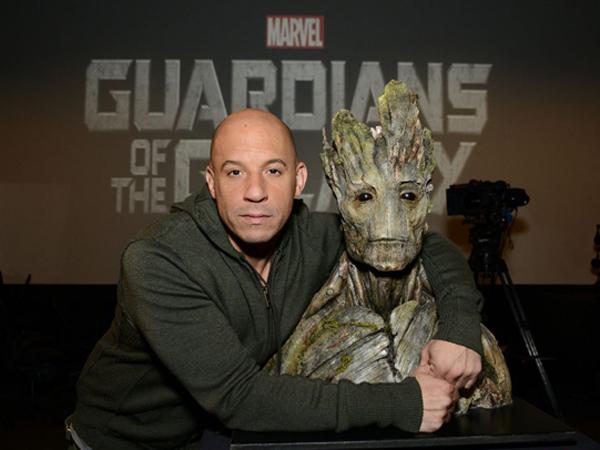 Peran Vin Diesel Di 'Guardians of The Galaxy 2' Dipertanyakan Karena Hanya Ucapkan 3 Kata?