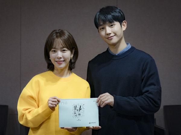 Dipuji Realistis, Intip Chemistry Han Ji Min, Jung Hae In, dan Pemain Drama Baru MBC Lainnya