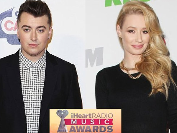 Didominasi Sam Smith dan Iggy Azalea, Ini Daftar Nominasi iHeart Radio Music Awards 2015!