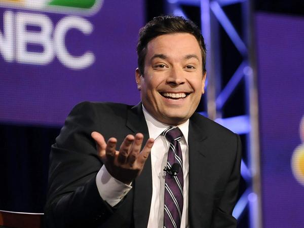 Wow! NBC Memperpanjang Kontrak Host 'Tonight Show' Jimmy Fallon Hingga 2021!