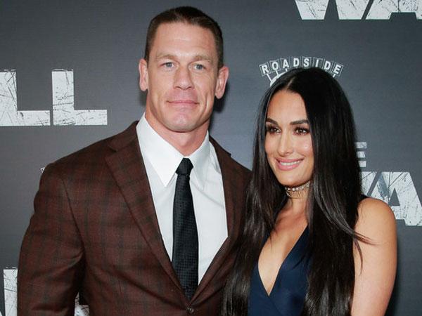 Sempat Usaha Balikan, Hubungan John Cena dan Nikki Bella Resmi Berakhir