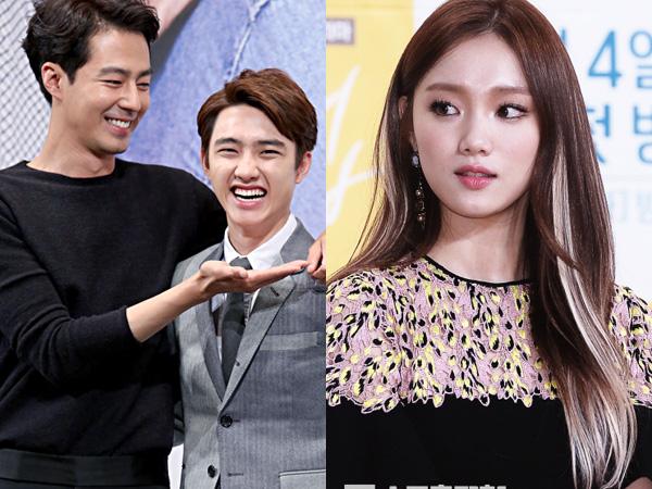 Gara-Gara Jo In Sung, Lee Sung Kyung dan D.O EXO Saling Adu Nyanyi Saat Pertama Bertemu?