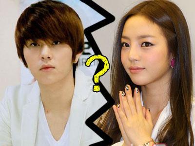 Wah, Apakah Betul Junhyung Beast & Goo Hara Kara Sudah Putus?