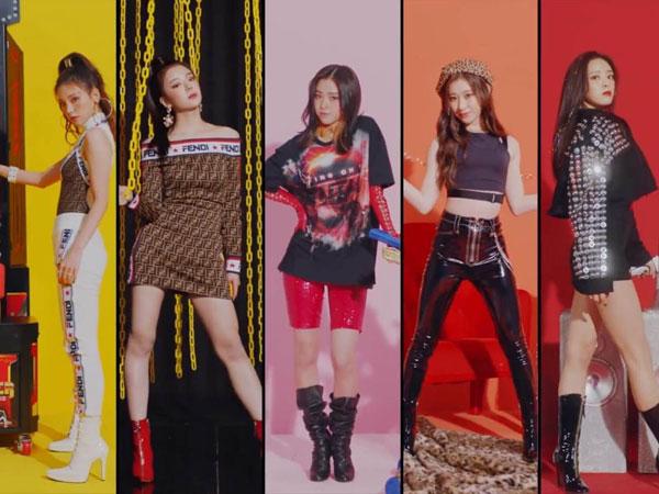 JYP Entertainment Kenalkan Girl Group Baru ITZY, Punya Konsep yang Beda dari TWICE!
