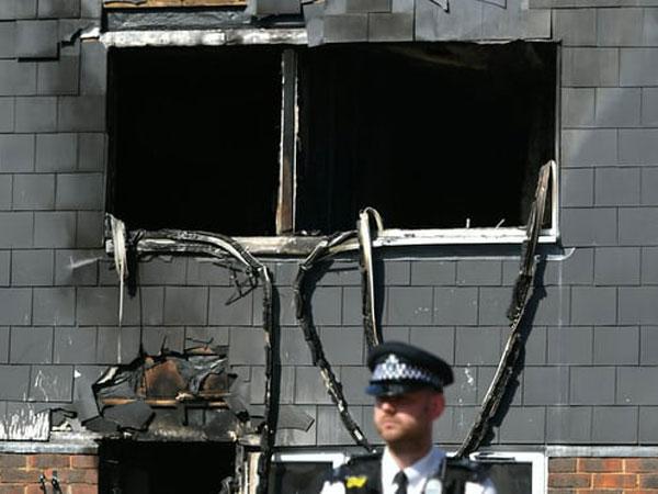 Kengerian Kebakaran Rumah di London yang Mencurigakan dan Tewaskan Bocah Usia 7 Tahun