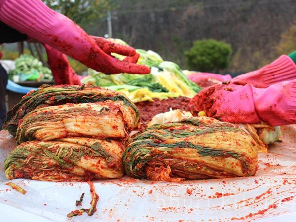 Korea Selatan dan China Perang 'Kepemilikan' Kimchi