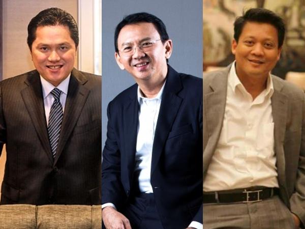 Erick Thohir Hingga Krishna Murti Digadang-gadang Jadi Calon Ketua Umum PSSI