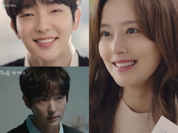 Merinding, Lee Jun Ki Sembunyikan Rahasia Kelam dari Moon Chae Won di Drama Flower of Evil