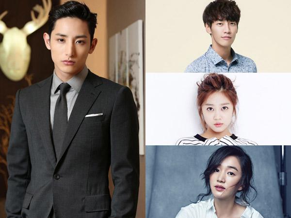 Lee Soo Hyuk dan Para Seleb Ini Siap Bergabung di Drama Terbaru KBS!