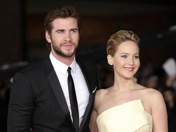 Putus dari Miley Cyrus, Liam Hemsworth Curhat dengan Jennifer Lawrence