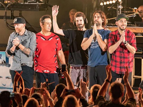 Linkin Park Somasi Donald Trump atas Pelanggaran Hak Cipta